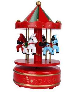 Kırmızı Atlı Karınca Müzik Kutusu